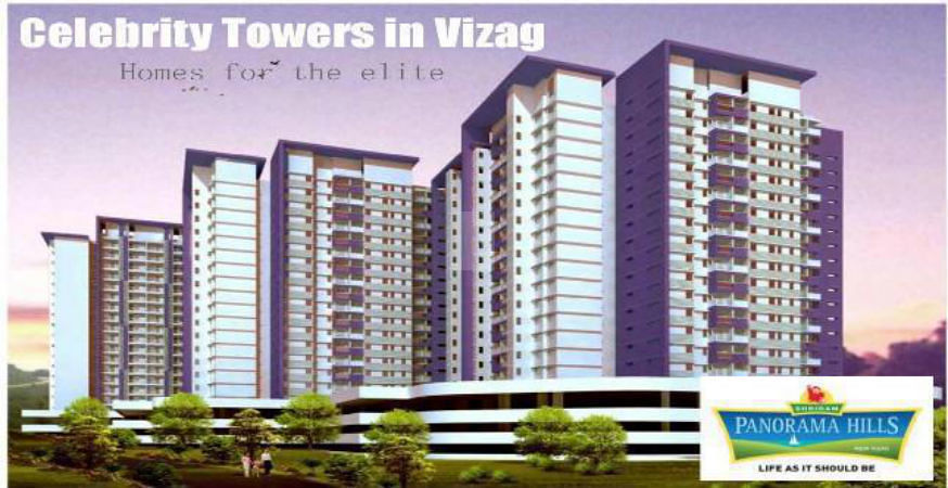 Shriram Celebrity Towers - Elevation Photo