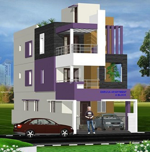 Sk dhruva apartment in urapakkam chennai price floor for Apartment plans chennai
