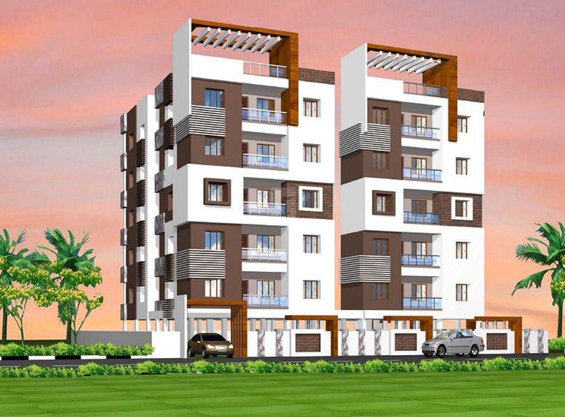 Shamshiri Preima Urbana Annex - Project Images