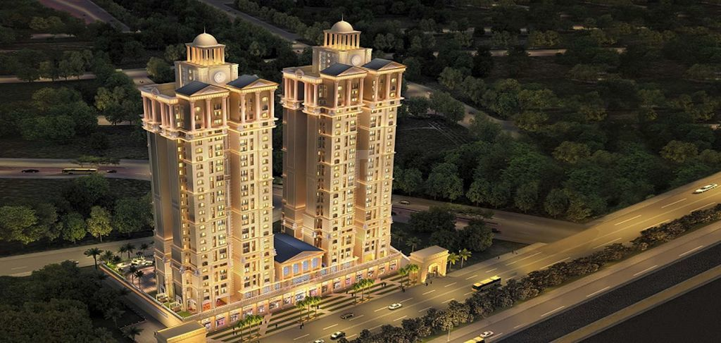 Lakhani Empire Towers - Elevation Photo