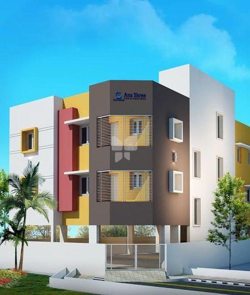 Arul Nandhi Flats - Project Images