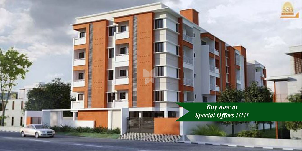 SSB Shri Shivasai Towers - Project Images