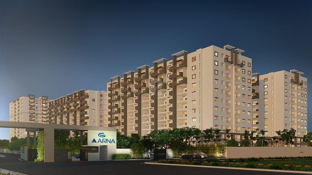 Mahendra Aarna - Elevation Photo