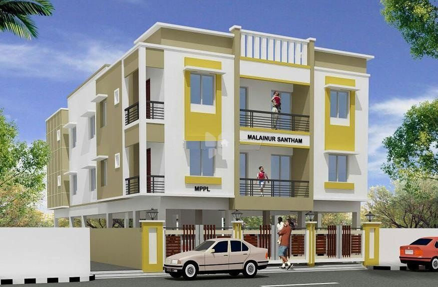 Malainur Santham - Elevation Photo