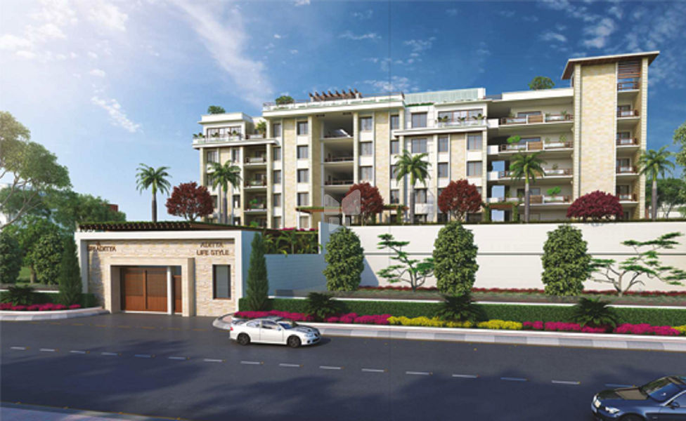 Aditya Lifestyle - Elevation Photo