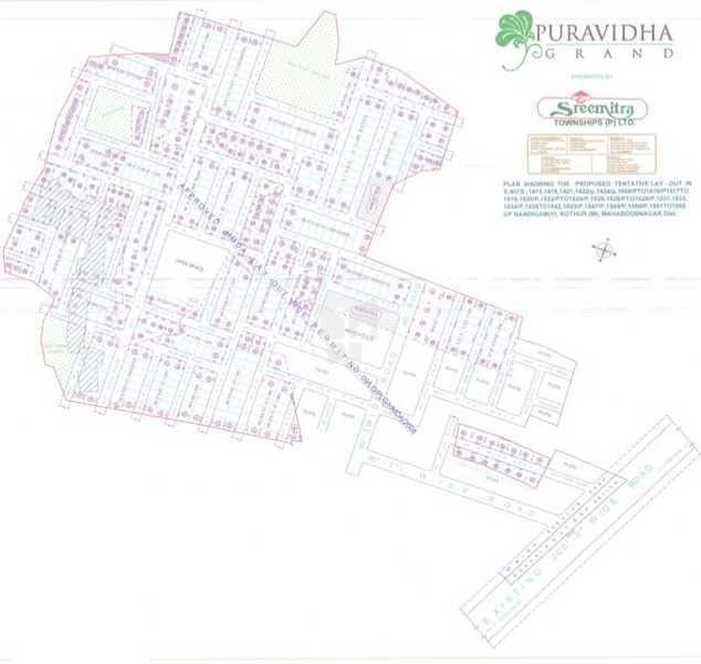 Sreemitra Puravidha Grand - Master Plans