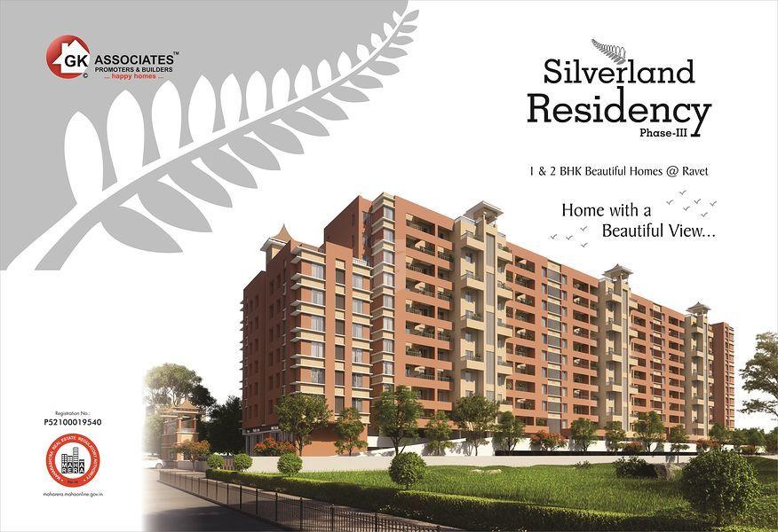 GK Silverland Residency Phase III - Elevation Photo
