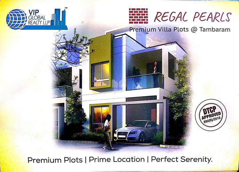 VIP Global Regal Pearls - Project Images
