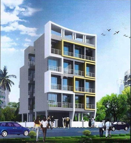 Mangalmurti Lakshmi Vila - Elevation Photo