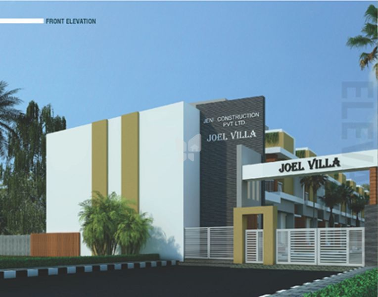 Elevation Image | Joel Villa In Selaiyur, Chennai