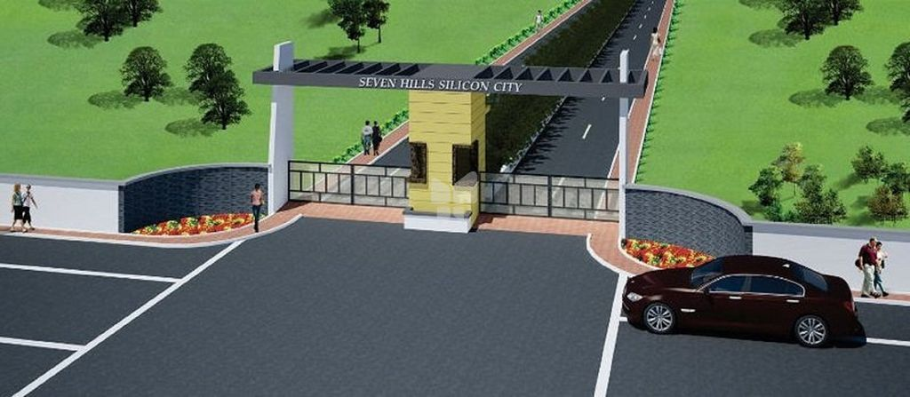 VS Seven Hills Silicon City - Project Images