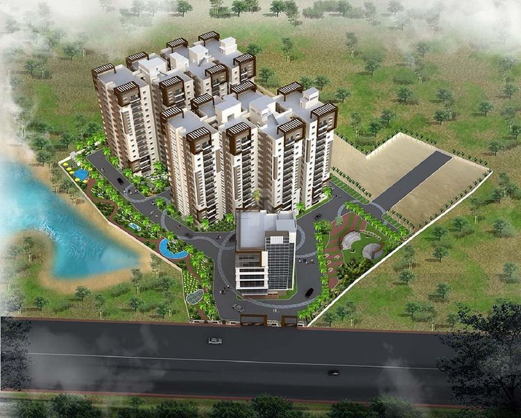 Seehwa Indus Crest - Project Images