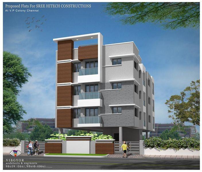 Sree Senthamarai - Project Images