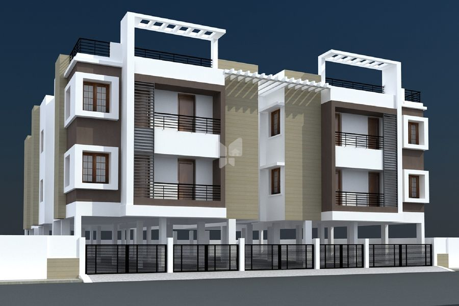 Edgepoint Mugalivakkam Apartment - Project Images