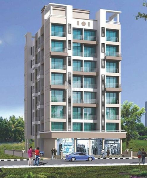 Aastha Mayur Heights - Elevation Photo