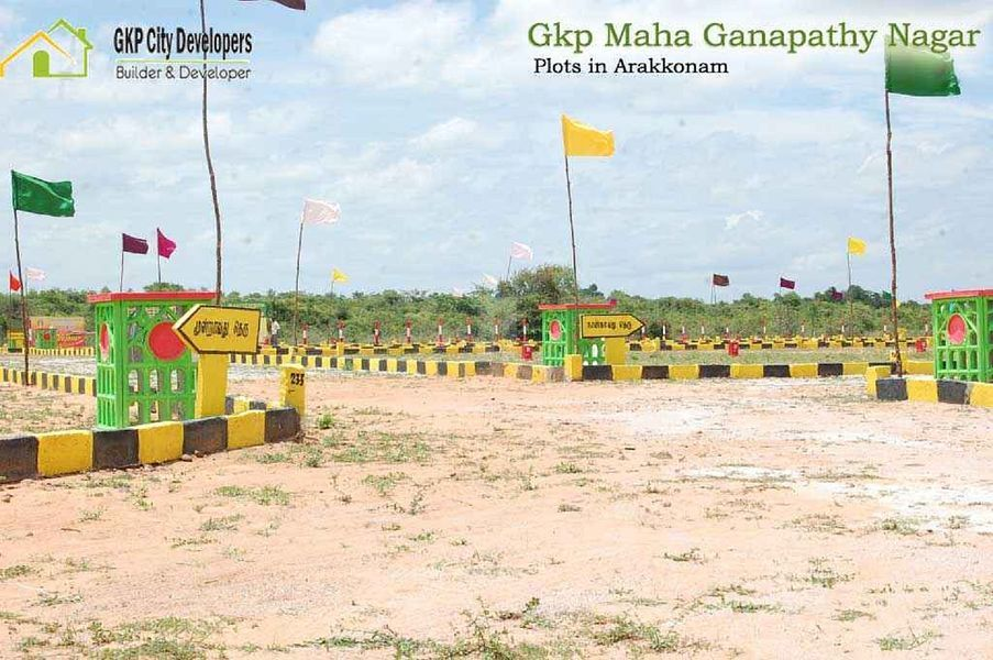 GKP Maha Ganapathy Nagar - Project Images