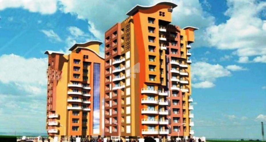 Tilak Nagar Building - Project Images