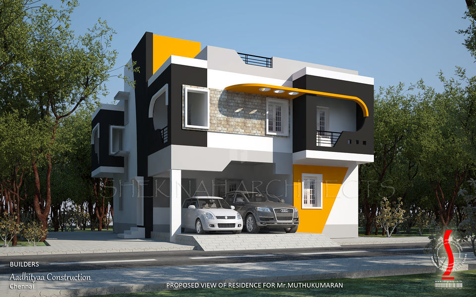 Adityaa's Villas - Project Images