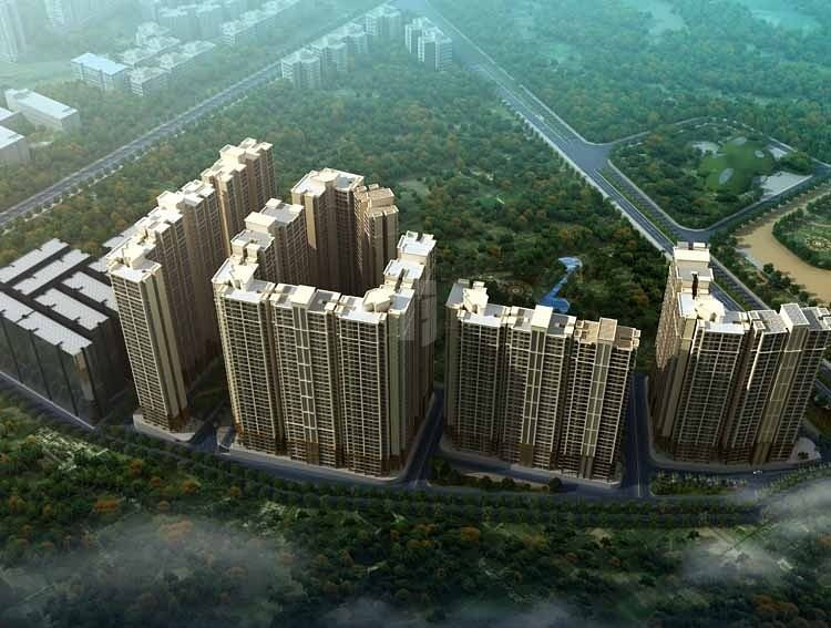Indiabulls Greens Phase Ii Panvel In New Panvel Navi