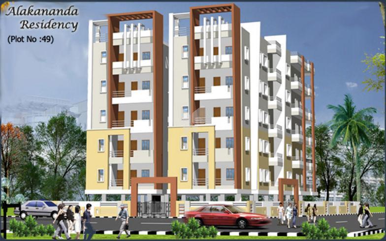 Gauthami Alakananda Residency - Project Images