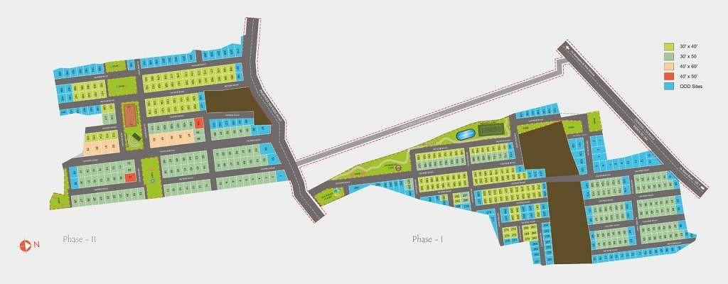 Malgudi - Master Plan