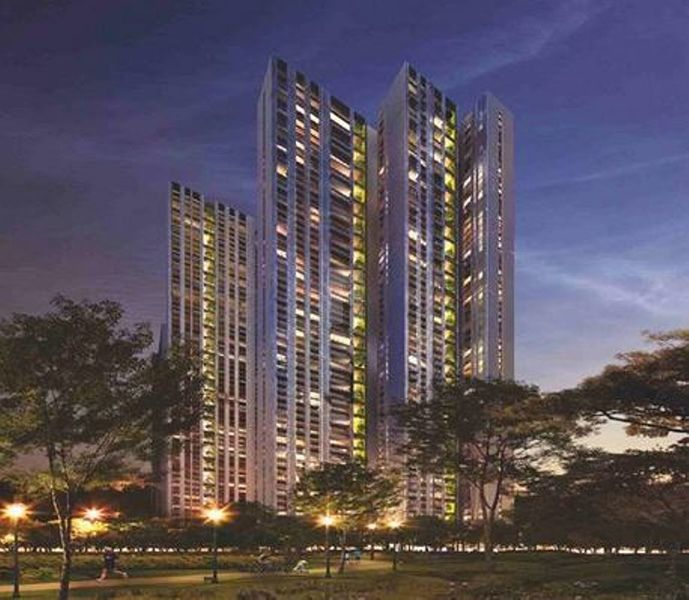 New Cuffe Parade - Project Images
