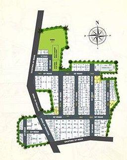 Amazze Sundera Anjaneya Nagar - Master Plans