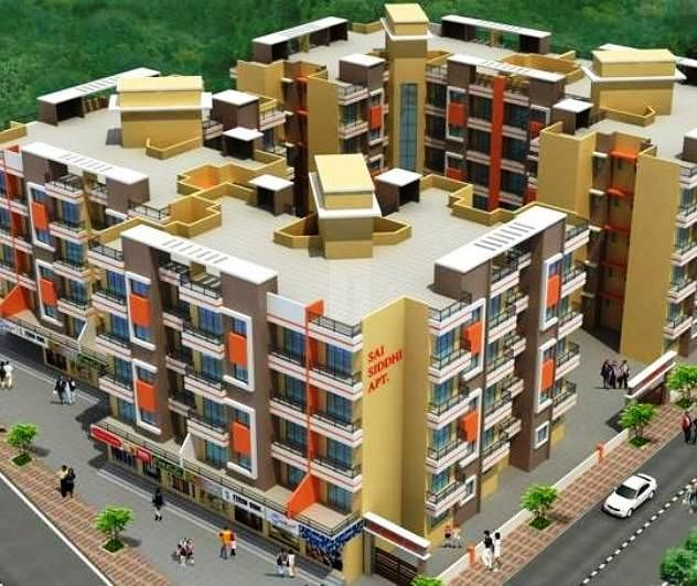 Aasha Sai Siddhi Apartments - Project Images