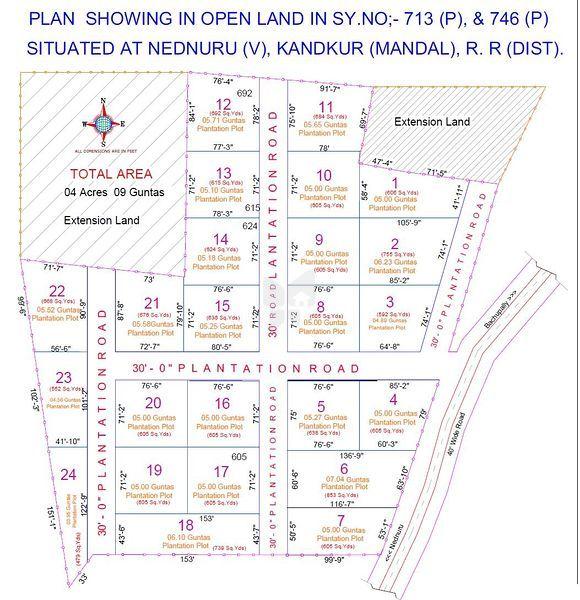 Vardhan Go Green - Master Plans
