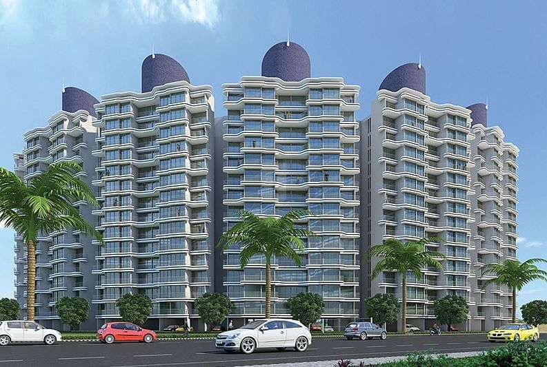 Tharwani Vedant Millenia - Project Images
