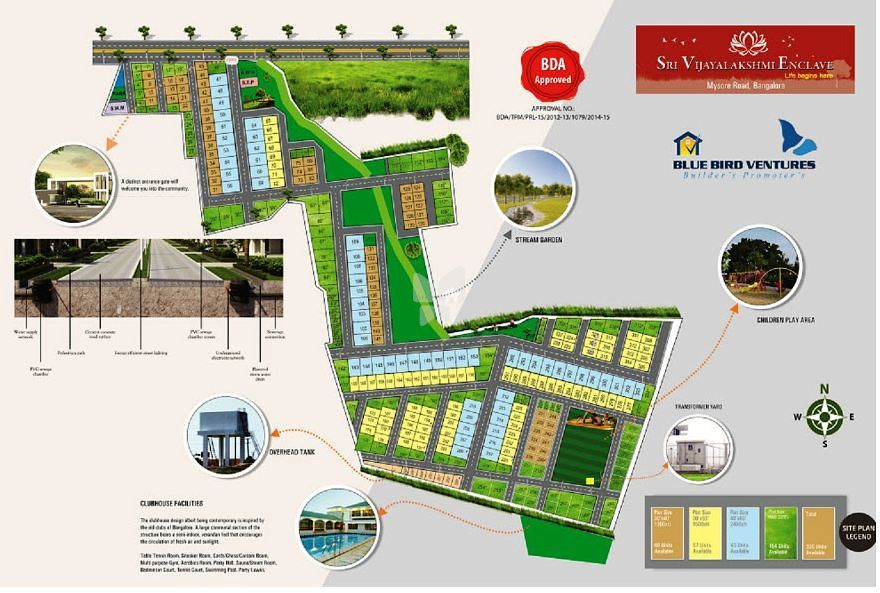 Sri Vijaylakshmi Enclave - Elevation Photo