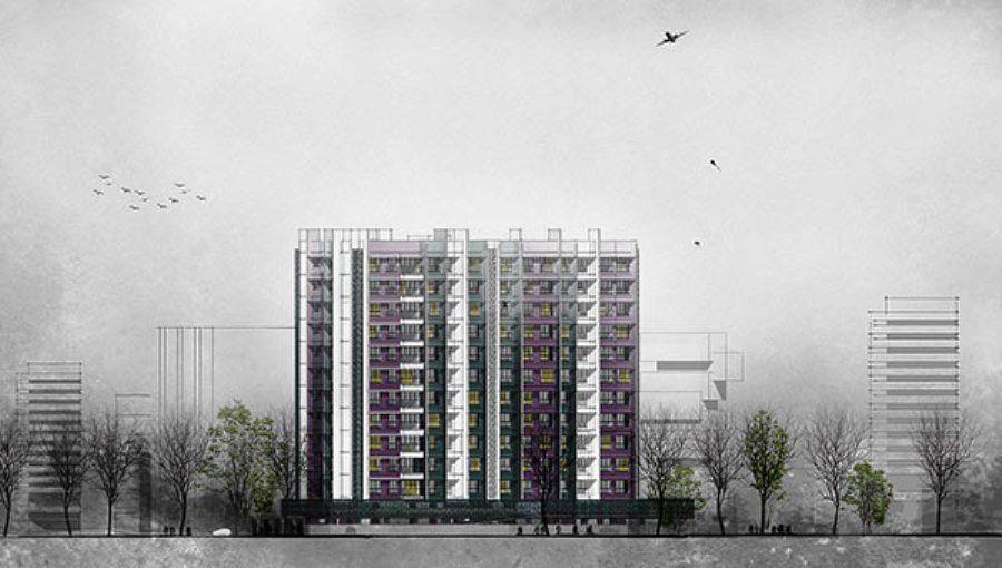 Heena Gokul Woods - Project Images