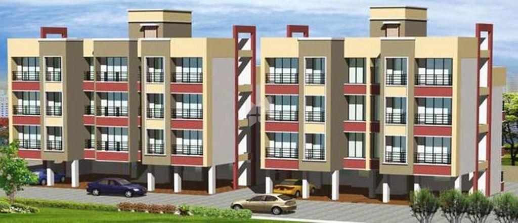RK Vaishnavi Ashirwad New - Elevation Photo