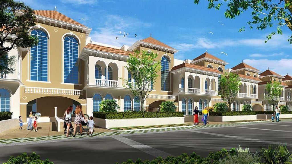 Amrapali Leisure Valley - Project Images