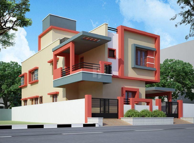Shivas Cherry Blossom Row House I - Project Images