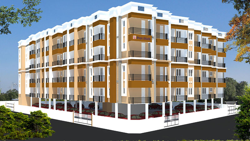 Suprabhath Majestic - Project Images