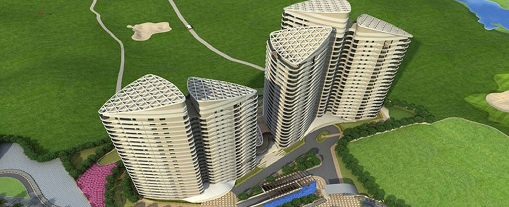 Jaypee Greens Boomerang Residences - Project Images