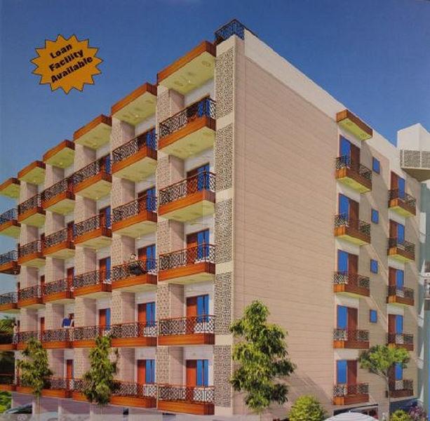 MGC Sukh Sagar Apartments - Project Images