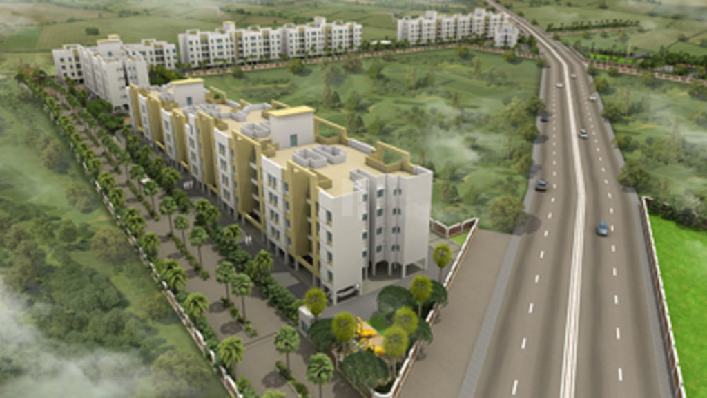 Maple Aapla Ghar Sanaswadi - Project Images