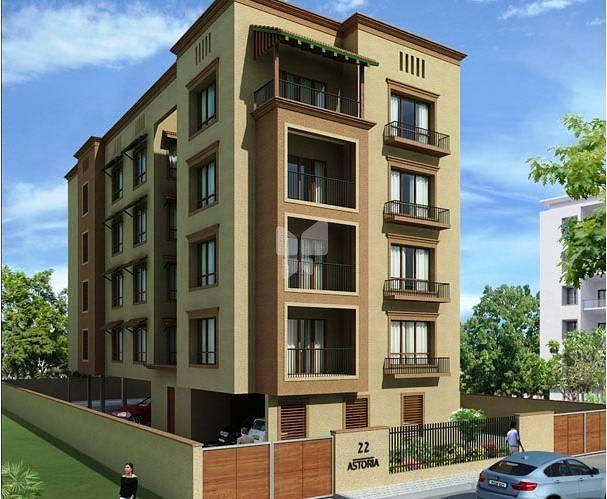 Chaitanya Astoria - Elevation Photo