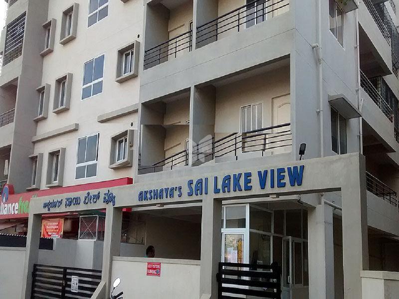 Akshayas Sai Lake View - Elevation Photo
