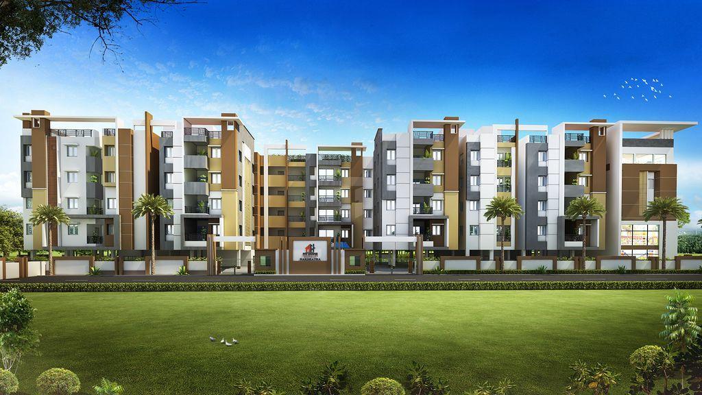Nakshatra Flats - Project Images