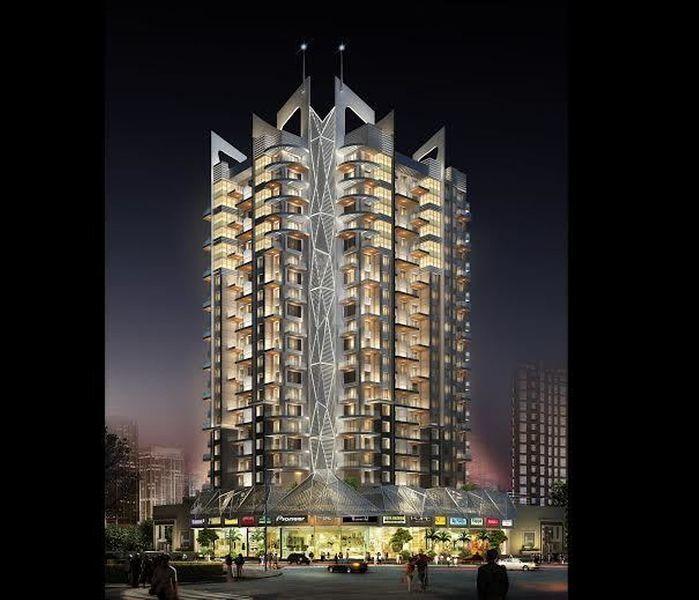 Vishal Properties Skyscraper - Project Images