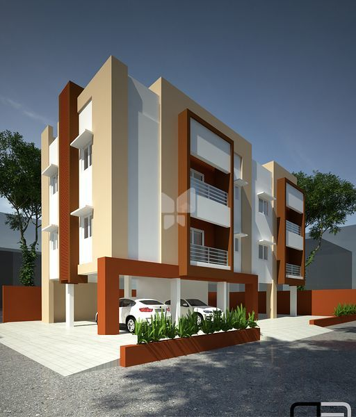 Nesam Apartments - Elevation Photo