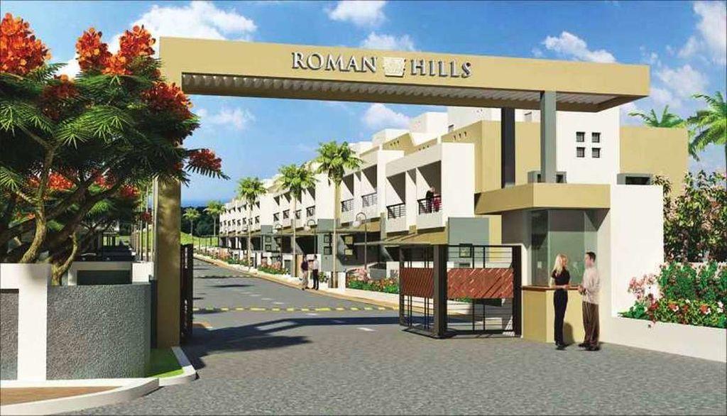 Shree Uni Sambhav Roman Hills - Project Images
