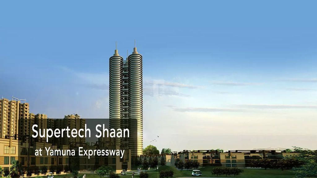 Supertech Shaan - Project Images