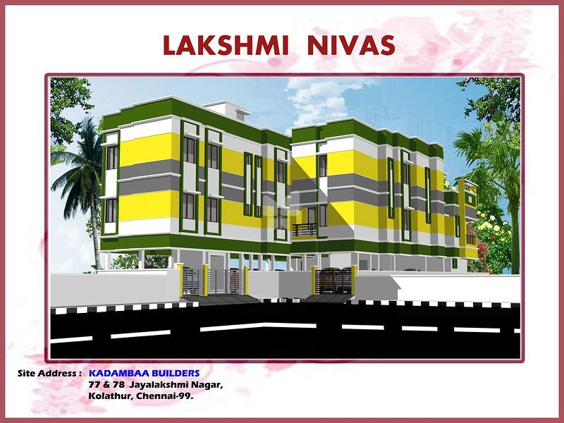 Lakshmi Nivas - Elevation Photo