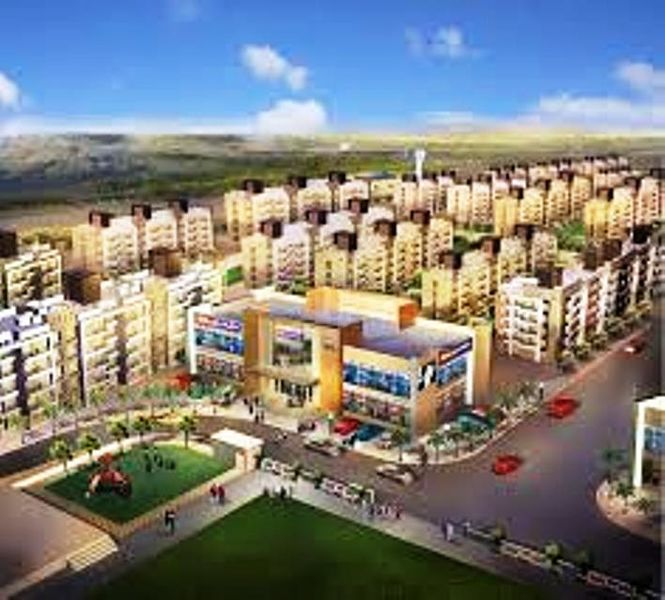 HDIL Paradise City - Project Images