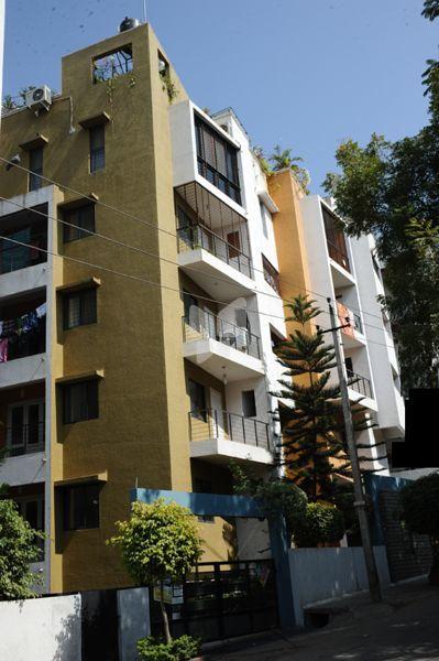 Architha Apartment III - Elevation Photo