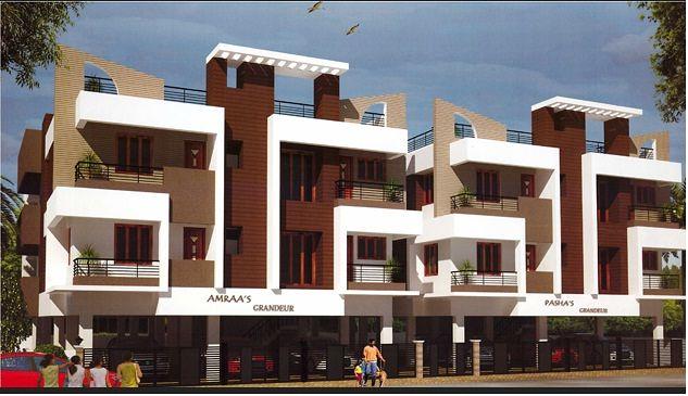 Amraa's Grandeur & Pasha's Grandeur - Project Images
